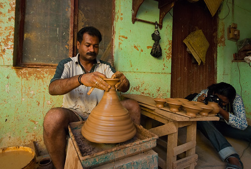 Vasudev the Potter
