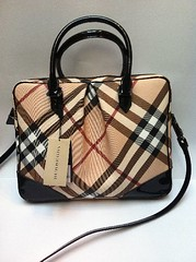Burberry FormaatDelscher A4 Met Tas Zwart Ruit Flickr Nm0n8w