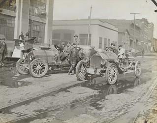 Delco Flood Relief, Dayton, OH - 1913 Flood