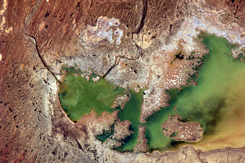 Lake Cadibarrawirracanna, South Australia