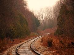 Winding Railway
