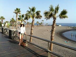 Image of  Playa Cho Vito. beach tenerife lascaletillas