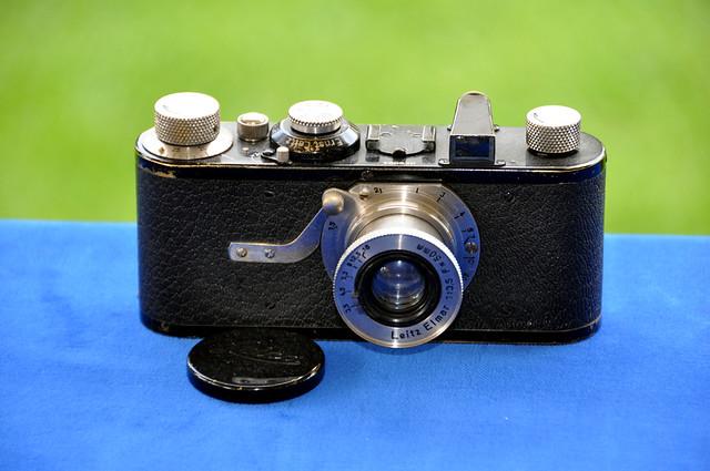1925-1928: LEICA I-A.   Ernst Leitz GmbH, Wetzlar, Alemania