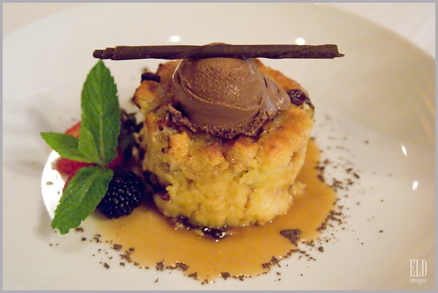 Chocolate Bread Pudding - The Cowboy Star | Flickr - Photo Sharing!