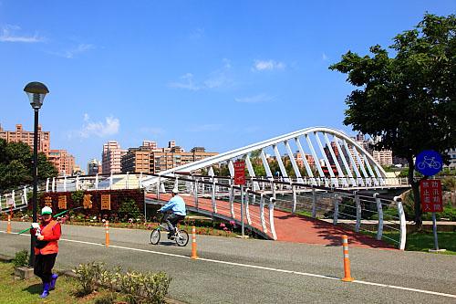 Z324南崁溪自行車道-青溪橋
