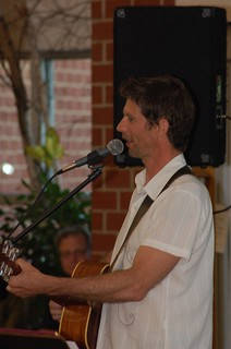 Scott Blasey at the Peters Township Public Library