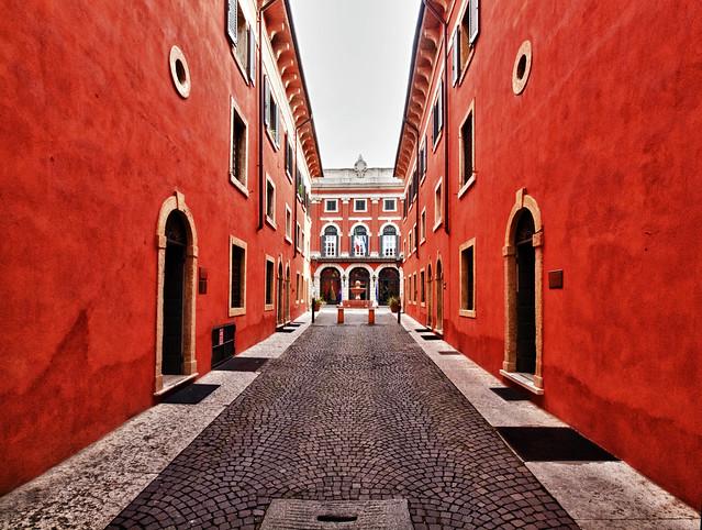 Palazzo, Verona, Italy