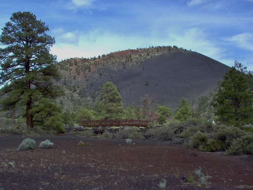 Sunset Crater, Arizona