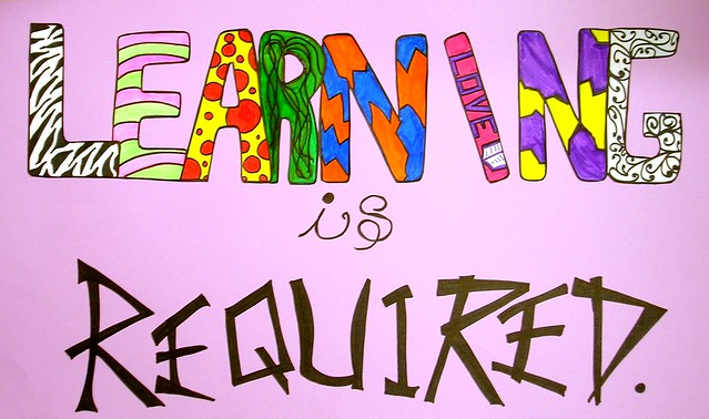 Learning is Required from Flickr via Wylio