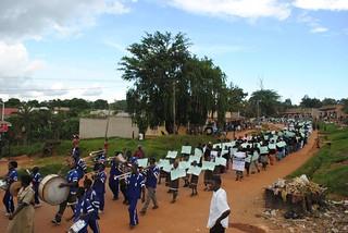 Health protesters 2 KC Sharifah Nabukenya