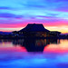 Tempe Center for the Arts Sunset by gbrummett