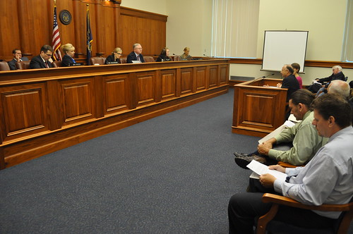 Cooley Law Professor Gerald A. Fisher and Michigan Municipal League's Samantha Harkins Testify About Medical Marijuana Bills During Senate Judiciary Committee Hearing