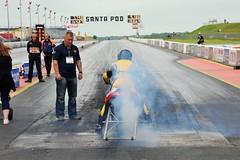 Summer Nationals Drag Racing-Santa Pod 2011