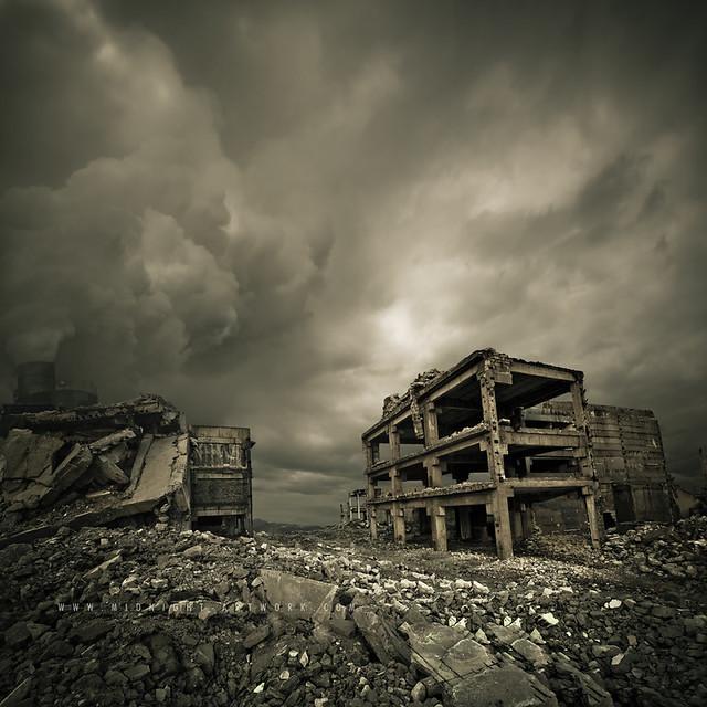 Powerful Photos Of Devastation And Destruction Around The