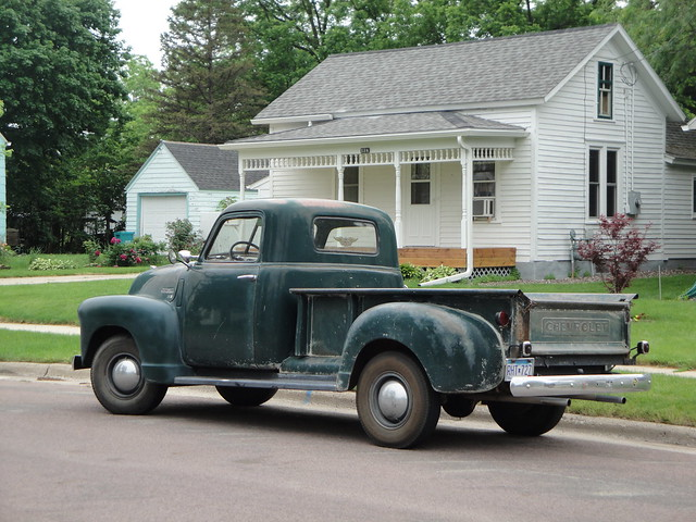 50 Chevrolet Pick Up Owatonna Minnesota By Dvs1mn Flickr Photo Sharing