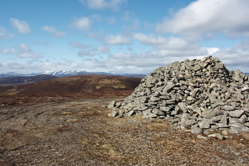 Summit of Mona Gowan