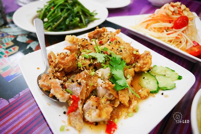 [苗栗 竹南]–親切泰式好味–繽紛泰泰式料理