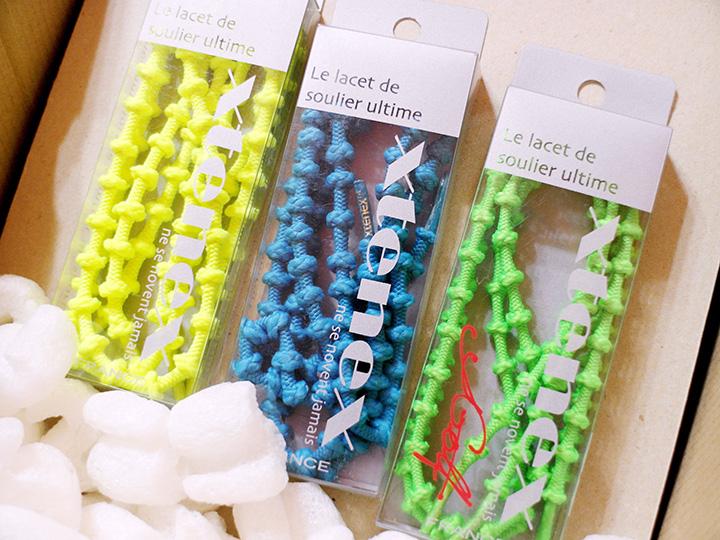 XTENEX® Laces