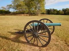 DSCN1718 131 Cannons, Sign Matthews Hill