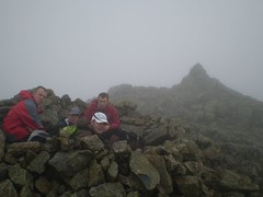 The Scafell Summit Image
