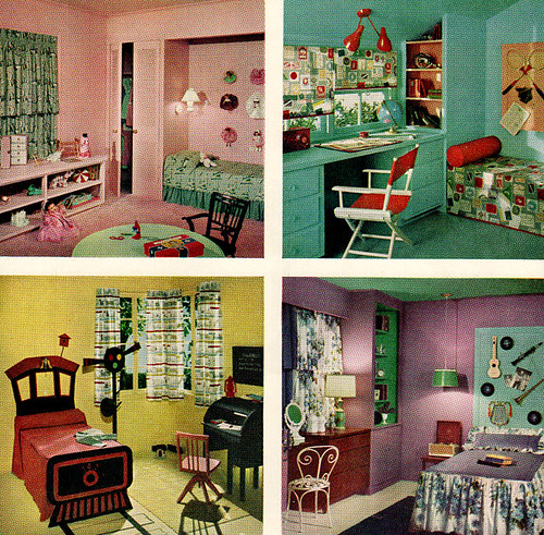 Sherwin William Home Decorator 1959
