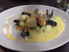 meal(0.0), produce(0.0), seafood(1.0), bouillabaisse(1.0), food(1.0), dish(1.0), cuisine(1.0),