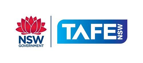 TAFE NSW Logo Colour