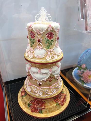 Cake Decoration Competition : oolong milk tea: Taipei: Pork Back Fat - Mon 3/21