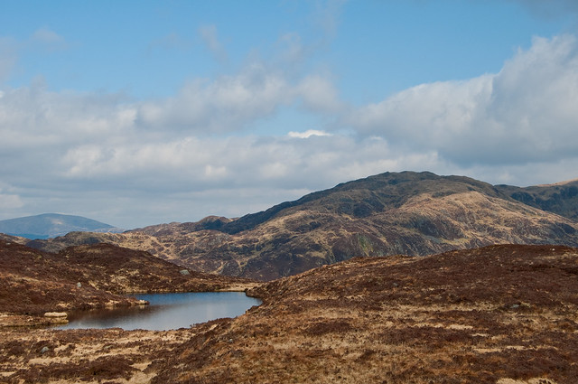 An lochan with no name