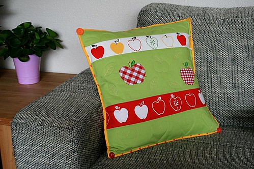 Pillow case for Mia_mi - front