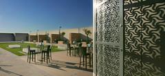 Aloft Abu Dhabi—Splash Garden