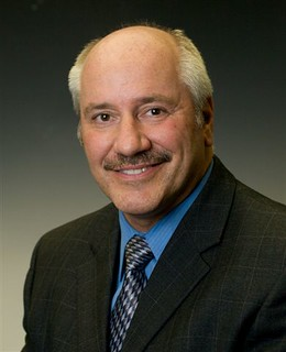 Thu, 04/01/2010 - 15:40 - Dr. James Sunser, newly appointed president of Genesee Community College
