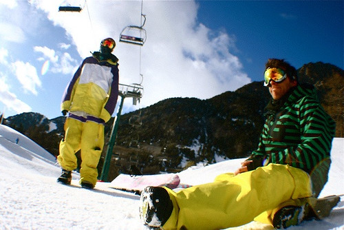 Snowboard par scaone1979