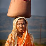 Carrying her load lightly, Maharashtra