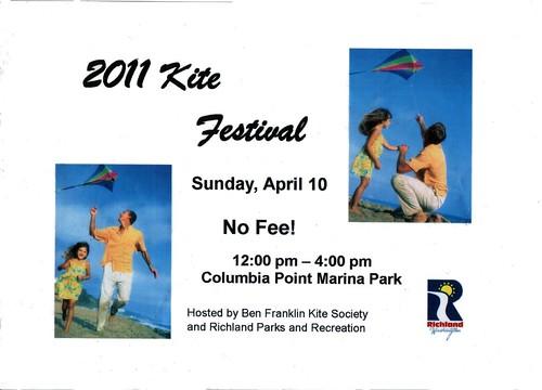 Tri-Cities 2011 Kite Festival