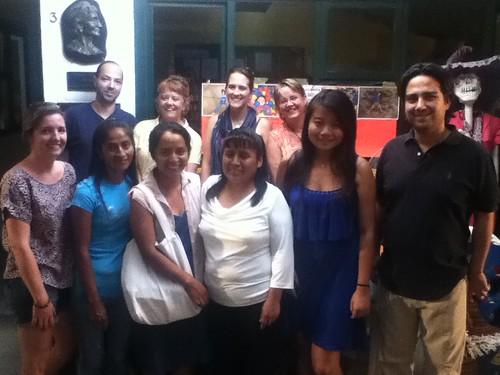 Envia Presentation @ Oaxaca Lending Library 04.2011