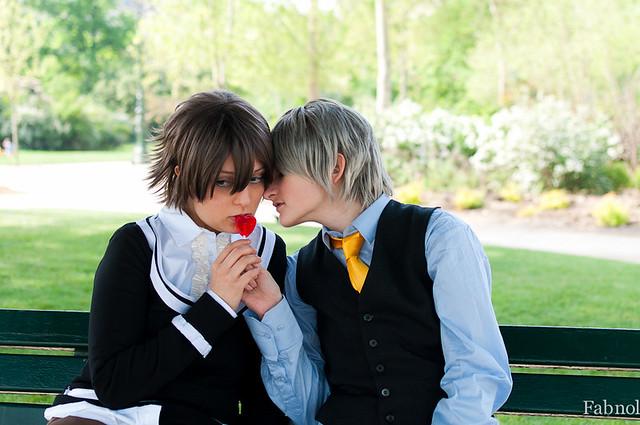 Dating akihiko