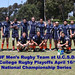 Nationals before CSUF Men's Rugby Club by La Ratta