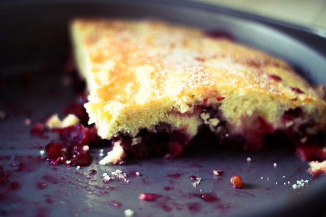 Thanksgiving Dinner Menu: Nantucket Cranberry Pie | Flickr - Photo ...