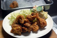 meal, chicken meat, fried food, meat, pakora, food, crispy fried chicken, dish, cuisine, fried chicken,