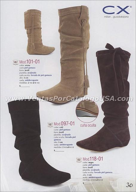 Liquidacion botas de cuero por catalogo shoes zapatos moda for Zapatos por catalogo