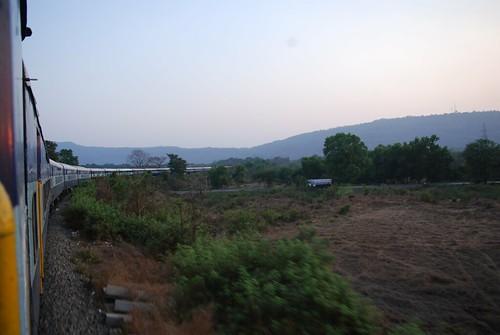 goa to mumbai Route: madgaon (goa) to mumbai photograph: monisha rajesh sandwiched between the sahyadri hills on the east and the arabian sea on the west, the konkan railway is a stunning route up to mumbai.