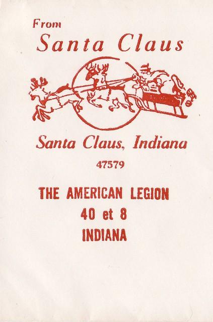 Letter From Santa 1981