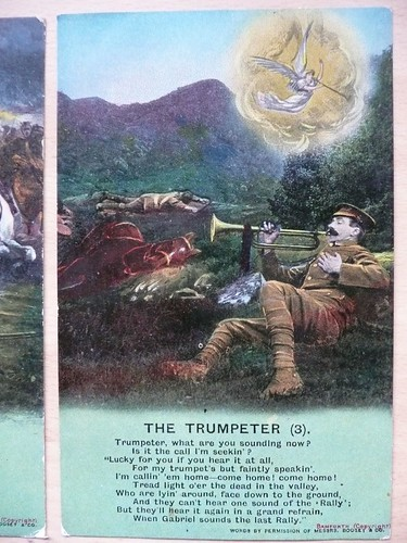 World War 1 Postcards from the Trenches