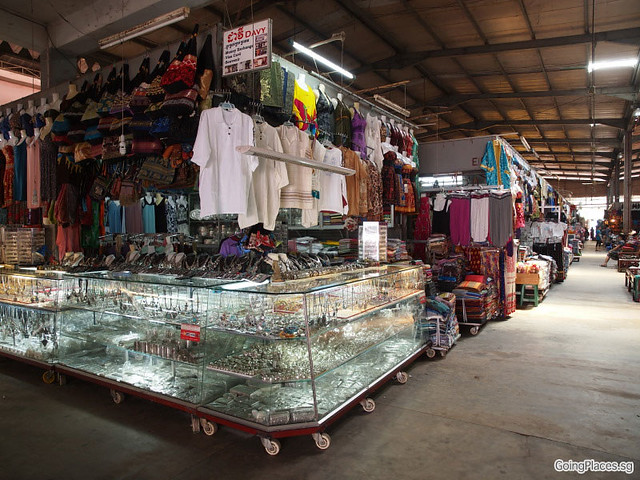 Center Market, Siem Reap