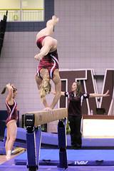 TWU Gymnastics - [Beam] Brittany Johnson