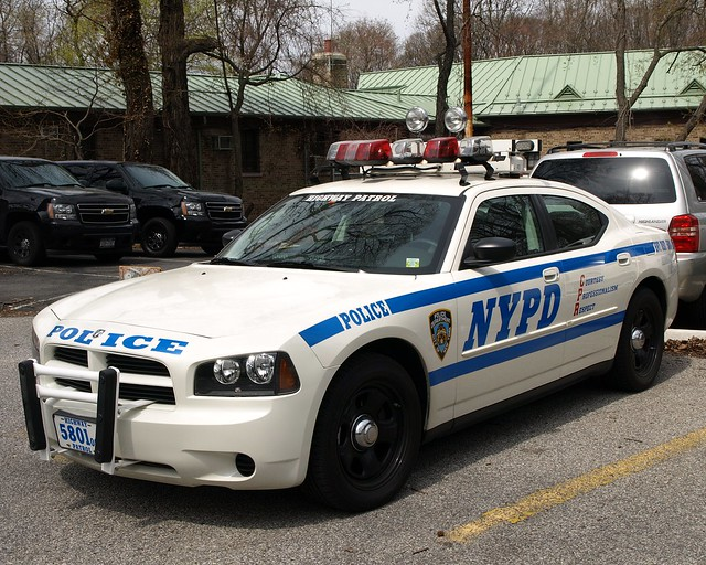 Nypd Highway Patrol Unit 3 Dodge Charger Rmp Police Car