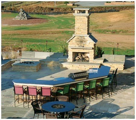 chimney building kitchen stone architecture stairs landscaping patio watergarden porch granite limestone fountains renovation remodel pong homeimprovement renovate remodeling flagstone bluestone fieldstone outdoorliving fieldstonecenter