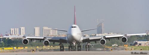JumboJet - Boeing 747-400 ✈