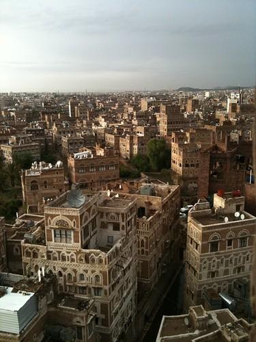 el proximo viaje yemen sanaa
